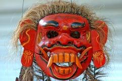 маска Индонесии java Стоковая Фотография RF