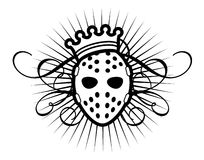 маска кроны Стоковое Фото