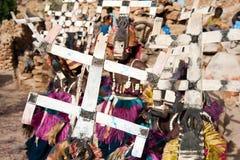 маска Мали kanaga dogon танцульки Стоковые Изображения RF