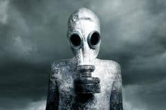 маска мальчика Стоковая Фотография