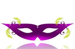 маска масленицы шикарная Стоковая Фотография RF