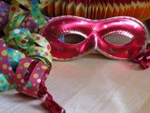маска масленицы Стоковая Фотография RF
