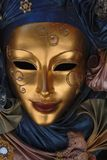 маска масленицы Стоковое Фото