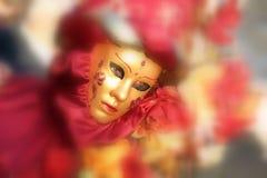 маска масленицы Стоковые Фотографии RF