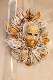 маска масленицы venetian Покупки улицы Известный сувенир итальянский рынок Италия Венеция стоковая фотография rf