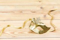 маска масленицы venetian Стоковое Изображение RF