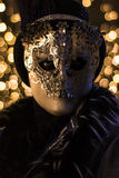 маска масленицы серая изолированная стоковое фото rf