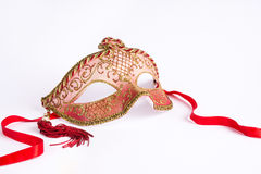 маска масленицы venetian стоковые изображения