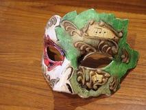 маска масленицы venetian Стоковые Изображения RF