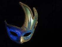 маска масленицы venetian Стоковые Фото