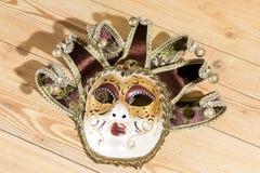 маска масленицы venetian Стоковое фото RF