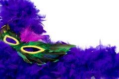 маска пера Стоковое Изображение