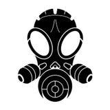 маска противогаза Стоковые Фотографии RF
