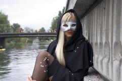 маска сексуальная Стоковая Фотография