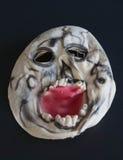 маска страшная стоковое фото