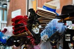 маска традиционный venice масленицы Стоковое Изображение RF