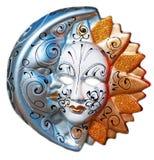 маска традиционный venice Стоковые Изображения