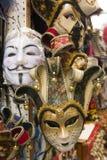 маска традиционный venice Стоковые Изображения RF