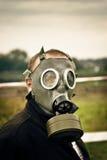 маска человека газа Стоковое Изображение