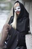 маска чувственный venice Стоковые Изображения