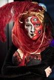 маска venetian Стоковые Фотографии RF