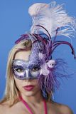 маска venetian Стоковая Фотография