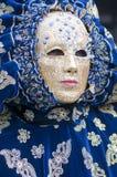 маска venice масленицы Стоковое Изображение RF