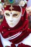 маска venice масленицы Стоковые Изображения RF