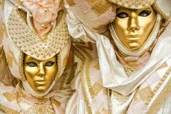 маска venice масленицы Стоковое фото RF
