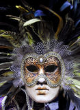 маска venice mardi gras Стоковое Фото