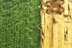 Маскировочная сетка Стоковое Изображение RF