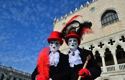 маски Италии украшения масленицы venezia venice известной традиционное Стоковые Изображения RF