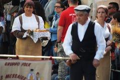 Маски Сардинии Стоковое Фото