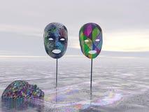маски Стоковые Фото