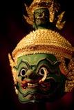 маски khon Стоковое фото RF