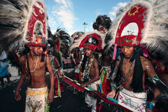 Масленица Бразилия празднества boi meu Bumba Стоковое Изображение