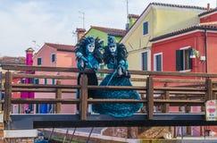 Масленица 2019 Венеции Венеция стоковая фотография