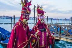 Масленица 2019 Венеции стоковая фотография