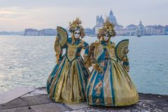 Масленица 2019 Венеции стоковое фото