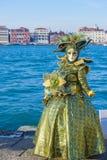 Масленица 2019 Венеции Венеция стоковые фотографии rf