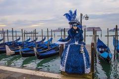 Масленица 2019 Венеции Венеция стоковое изображение rf