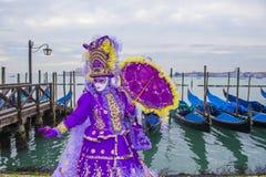 Масленица 2019 Венеции Венеция стоковое фото rf