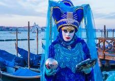 Масленица 2019 Венеции стоковые изображения