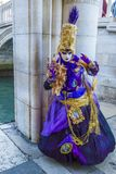 Масленица 2019 Венеции стоковые фотографии rf