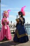 Масленица Венеции стоковое изображение