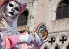 Масленица Венеция Стоковые Фотографии RF