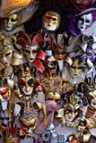 масленица маскирует venetian Стоковые Изображения RF