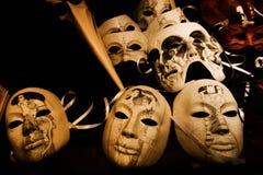 масленица маскирует venetian Стоковые Изображения