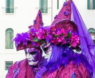 масленица маскирует venice Масленица Венеции ежегодный фестиваль проведенный в Венеции, Италии Фестиваль слово известное для свое Стоковые Изображения