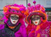 масленица маскирует venice Масленица Венеции ежегодный фестиваль проведенный в Венеции, Италии Фестиваль слово известное для свое Стоковые Изображения RF